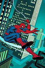 PETER PARKER SPECTACULAR SPIDER-MAN #1 ROSS ANDRU REMASTERED VARIANT MARVEL