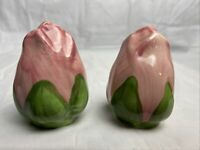 Franciscan DESERT ROSE Salt & Pepper Shaker. Made in England BEAUTIFUL & MINT