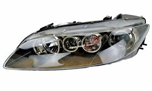 Headlights Mazda 6 GG/GY 03/2005-11/2007 New Left LHS Front Lamp BLACK 05 06 07