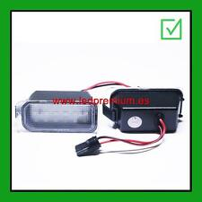ledpremium 2x LED NUMBER PLATE LIGHTS FORD S-MAX 2006+ SMAX CANBUS