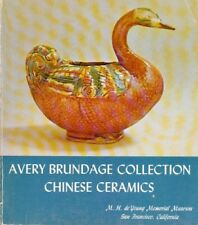 B000O6O86C Chinese Ceramics in the Avery Brundage Collection
