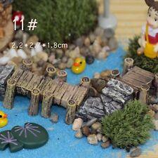 2017 Miniature Fairy Garden Ornament Decor Pot DIY Craft Accessories Dollhouse