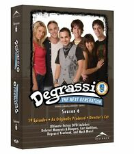 NEW - Degrassi: The Next Generation: Season 6