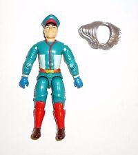 GI JOE M BISON Vintage Action Figure Street Fighter 2 COMPLETE 3 3/4 C9+ v2 1993