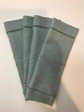Pottery Barn and Monique Lhuillier Collection BELGIAN FLAX LINEN NAPKIN