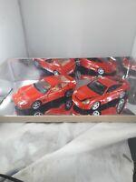 Maisto 1/24 Series Porsche Carrera   & Ferrari 550 Car Models. Collectible.