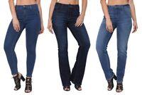 Womens Ex M&S Straight, Skinny, Slim Boot Jeans