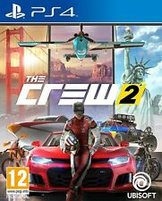 The Crew 2 (PS4)New & Sealed Fast Free UK Postage UK PAL