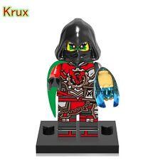 Krux ninja ninjago Custom Figurine Fits LEGO