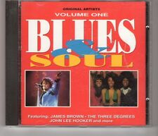 (HH880) Blues & Soul Vol 1, 6 tracks various artists - 1994 CD