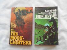 THE MOON-LIGHTERS X 2 LOT-RAY HOGAN-FIRST& 3RD(NOV,1968-)-AVON #GI3344- #18879