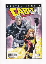 Cable #95  - Marvel Comics - 2001
