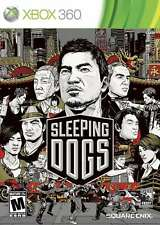 Sleeping Dogs Xbox 360 New Xbox 360, Xbox 360