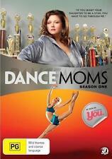 DANCE MOMS SEASON 1 : NEW DVD