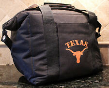 Texas Longhorns Cooler Insulated Bag Beer Licensed NCAA Football Tailgating
