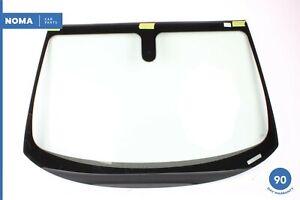 05-08 Jaguar X204 S-Type Front Windshield Glass w/ Rain Sensor 4R83F03100AB OEM