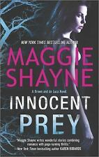 A Brown and de Luca Novel: Innocent Prey by Maggie Shayne (2014, Paperback)