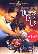 Thieves Like Us NEW PAL Classic DVD Robert Altman Keith Carradine Shelley Duvall
