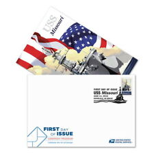 USPS New USS Missouri Ceremony Program