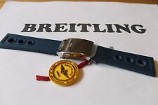100% Genuine New Breitling Blue Ocean Racer Deployment Strap and Clasp 24-20mm