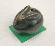 Suiteki Japanese water dropper Takaoka copper ware Rabbit Usagi