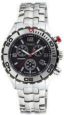 Timex Men's Watch SL Series Chronograph Stainless Steel Band t2m759