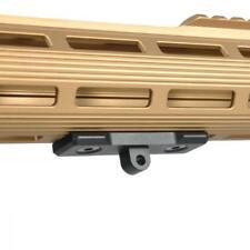 TuFok M-Lok Bipod Mount Adapter - for Harris Sling Stud(Aluminum)