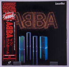 04029 F/S by Air Mint Laserdisc ABBA IN CONCERT [SM048-3197] w/OBI Japan
