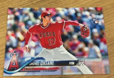 2018 Topps SHOHEI OHTANI  #700 Factory Set Variation Los Angeles Angels Rookie