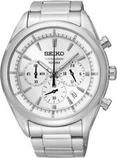 Seiko Gents EXCLUSIVE Chronograph Date Display Watch  SSB085P1-NEW
