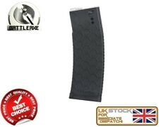 BATTLEAXE M SERIES M4/16 MID CAP 150 MAGAZINE BLACK AIRSOFT ASG FBP2308