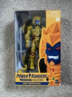 Power Rangers Lightning Collection Mighty Morphin Goldar W/ Wings Action Figure