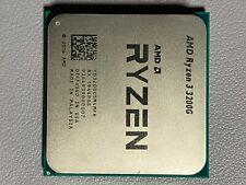 Ryzen 3 3200G plus UNUSED AMD Wraith cooler.