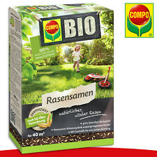 COMPO 800 g BIO Rasensamen | Zertifiziert nach EG-Öko-Verordnung Mix