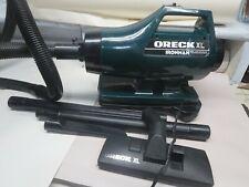 Oreck XL Iron Man 2 Speed Vacuum W/Hose & Attachments IM-88