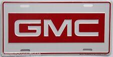 GMC license plate TRUCK chevrolet tag gm chevy silverado 2500 sign logo emblem