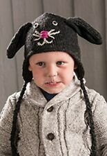 Children's Rabbit Hat. Fair Trade product, 100% wool, handmade in Nepal