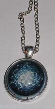 Stargate pendentif porte des etoiles collier Stargate foncé Stargate pendant