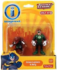 IMAGINEXT_Justice League Collection_GREEN LANTERN_Bd'g_AQUAMAN_The FLASH figures