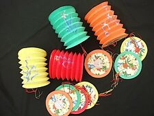 8 CHINESE S MIX COLOUR PAPER LANTERN BIRTHDAY WEDDING NEW YEAR JAPANESE PARTY HP