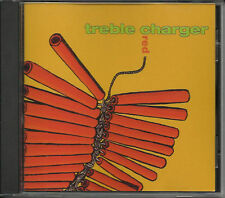 TREBLE CHARGER Red w/ RARE EDIT PROMO Radio DJ CD single USA 1997