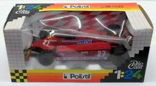 Voitures Formule 1 miniatures pour Ferrari 1:24