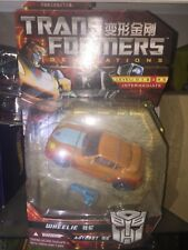 Deluxe Wheelie Transformers Generations Hasbro Asia Exclusive