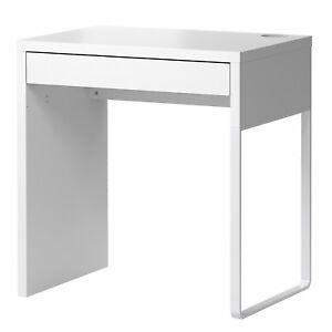 IKEA MICKE Bürotisch Büro Tisch PC Schreibtisch Computertisch WEIß IK23