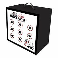 New Bulldog Targets Doghouse Xl 450 Archery Target PLUS