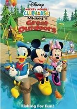 Mickey Mouse Clubhouse Mickey's Great - DVD Region 1