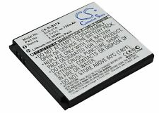 Replacement Battery For Samsung 3.7v 720mAh Camera Battery