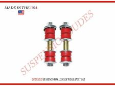 PAIR SWAY BAR LINKS TOYOTA ECHO SCION XA XB MADE IN USA OUT LAST CHINA K90390