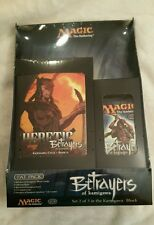 Betrayers of Kamigawa Magic: the Gathering MTG Sealed Fat Pack