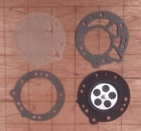 Carb KIT TILLOTSON HL CARBURETOR dg5HL gasket & diaphragm repair US Seller